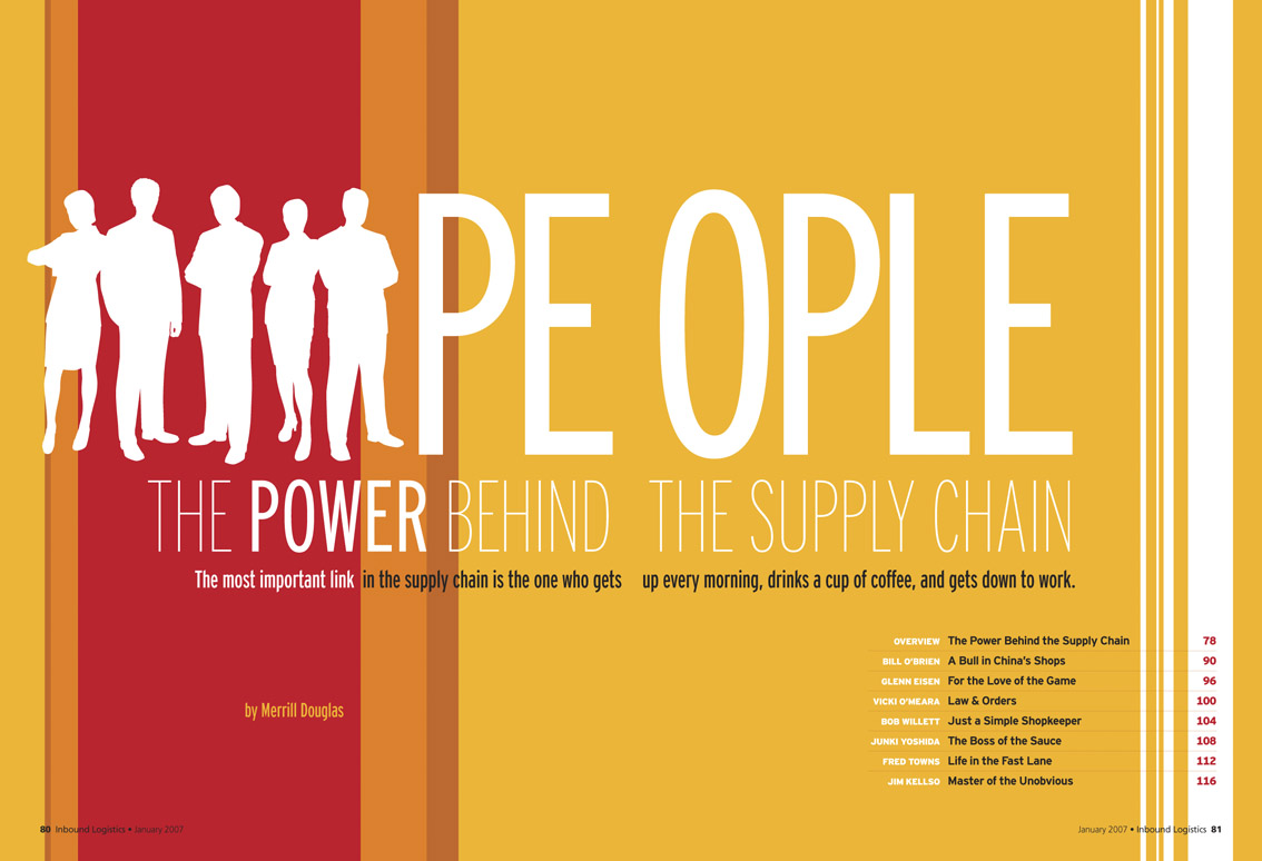 Vine Street Design » People: The Power Behind the Supply Chain