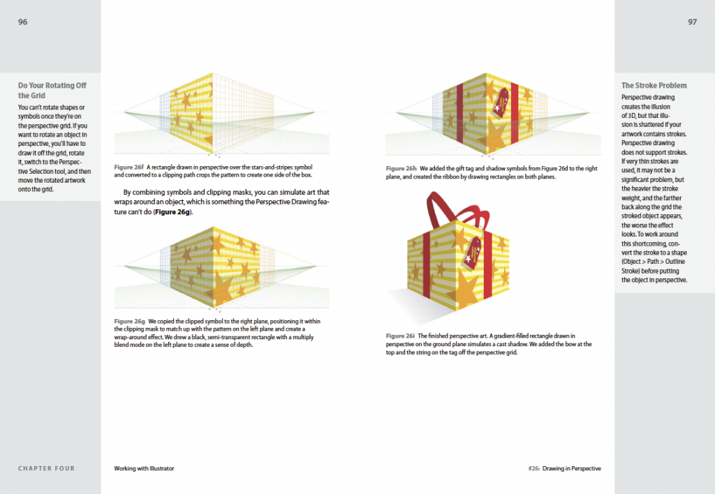 Spread from Adobe Creative Suite 5 Design Premium How-Tos