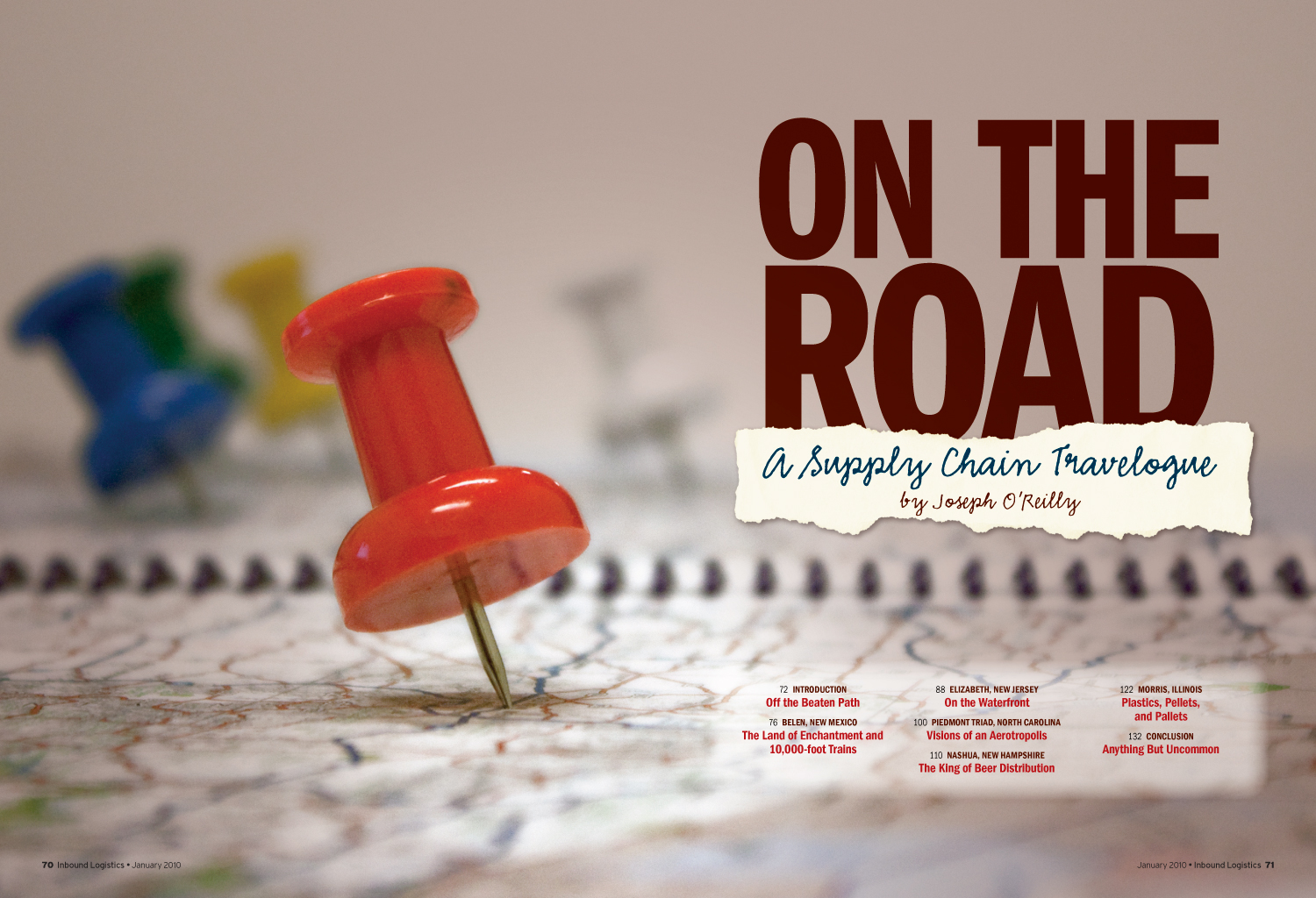 Vine Street Design » On the Road: A Supply Chain Travelogue