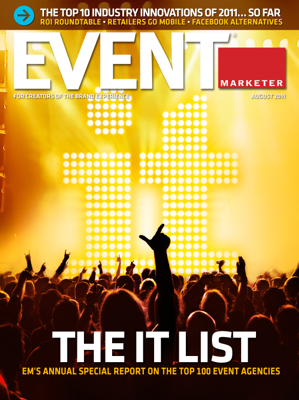 Event Marketer August 2011 Final Cover Design