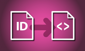 From InDesign to HTML